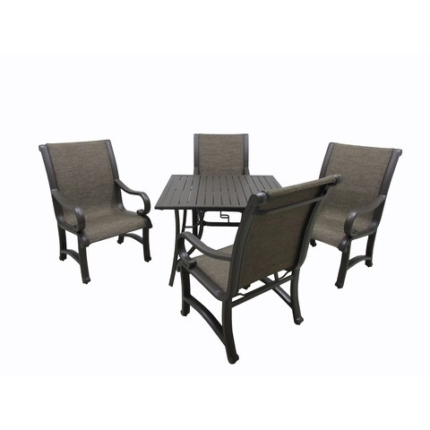 Castalina 5-piece Outdoor Dining Set