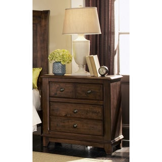 Coaster Company Brown Wood Nightstand
