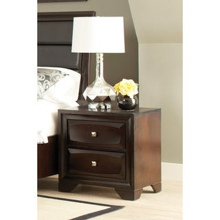Coaster Cappuccino 2-drawer Nightstand