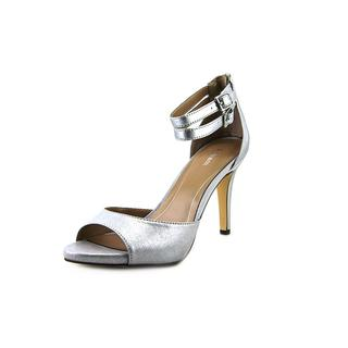 Style & Co Women's 'Branden' Silver Synthetic Sandals