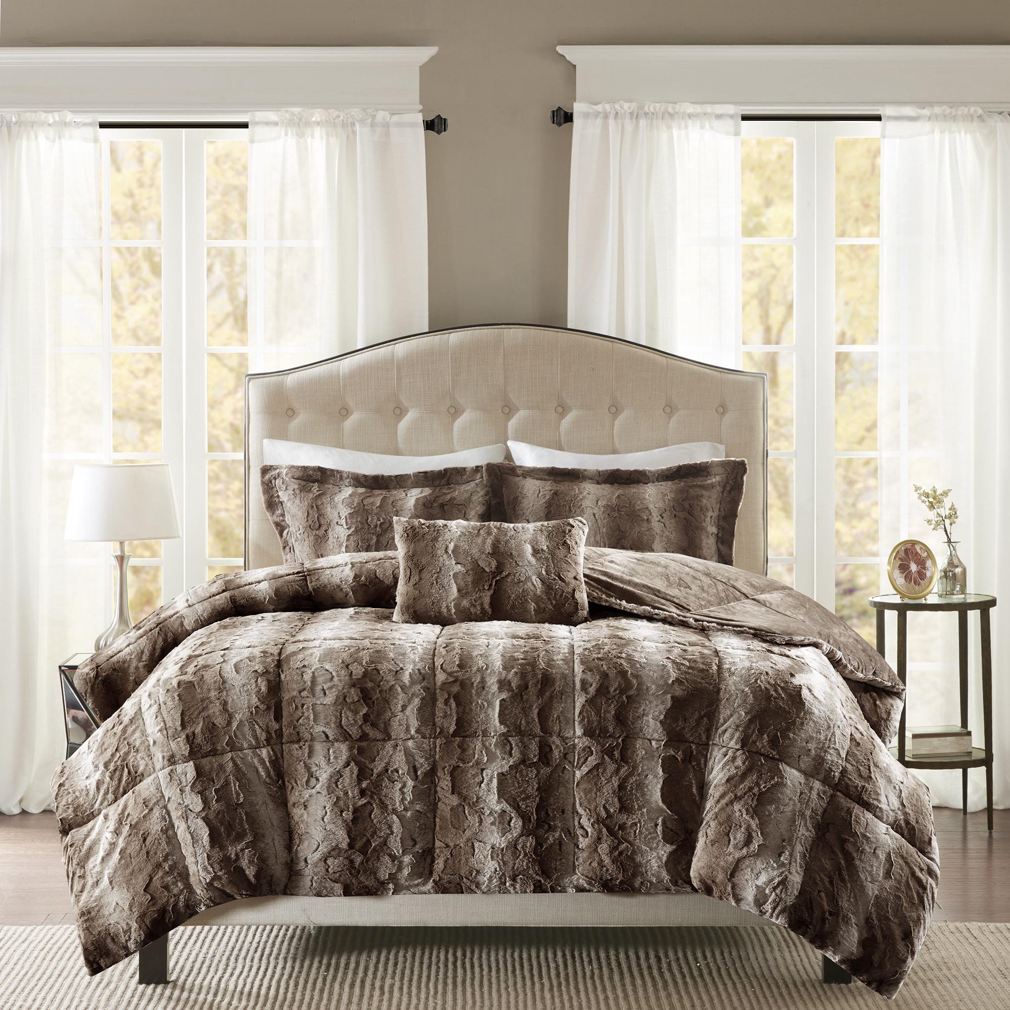 option pure bed piece bedding overstock product com bath color madison park cotton dermot set comforter
