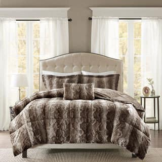 Madison Park Marselle Faux Fur Comforter Set|https://ak1.ostkcdn.com/images/products/12503608/P19310146.jpg?impolicy=medium