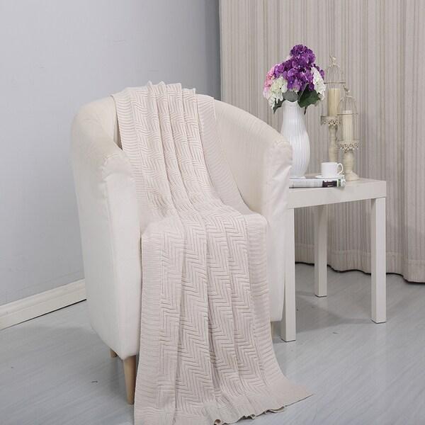 Super Soft Acrylic Pietra Throw