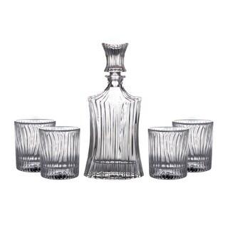Augusta 5-piece Whiskey Set