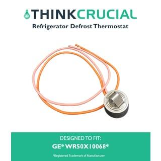 WR50X10068 Defrost Thermostat for GE Refrigerator