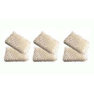 Part # AC-813 & D13-C Robitussin Humidifier Wick Filters (Pack of 6)