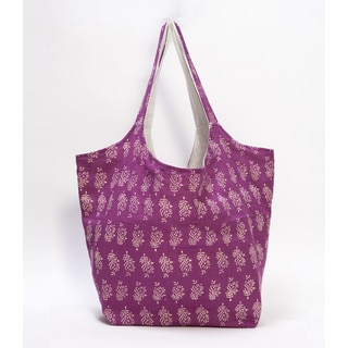 Duchess Tote - Berry (India)