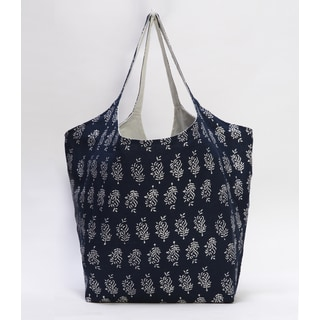 Duchess Tote - Indigo (India)