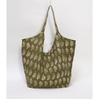 Duchess Tote - Fern Green (India)