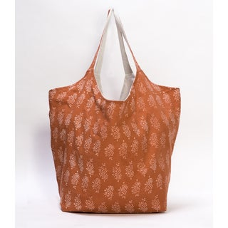 Spanish Orange Duchess Tote (India)