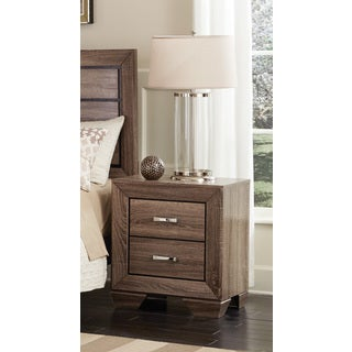 Coaster Taupe Nightstand