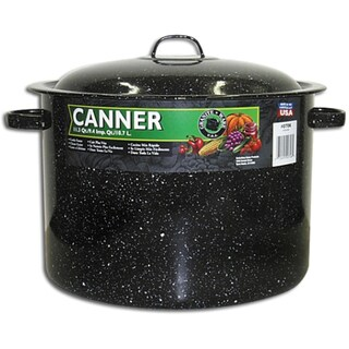 Granite Ware 0706-6 11 Quart Canner With Lid