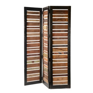 Aurelle Home Reclaimed Wood Screen