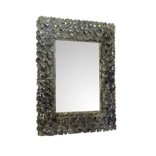 Aurelle Home Antique Rectangular Mirror