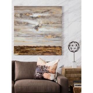 Aurelle Home Cloudy Day Art Wall Decor