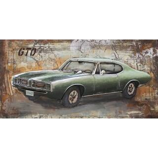 Aurelle Home Classic CAR WALL ART