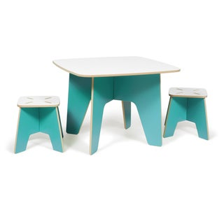 Kids Table and Stool Set