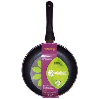 "Ecolution EABK-5124 9.5"" Ecolution Artistry Fry Pan"