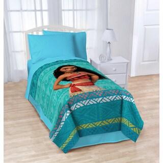 Disney Moana 'The Wave' Twin Blanket