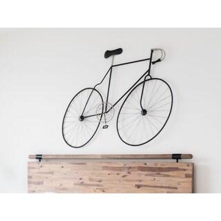 Aurelle Home Amsterdam Bicycle Wall Art