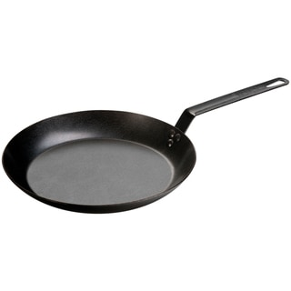 "Lodge CRS12 12"" Seasoned Carbon Steel Skillet"