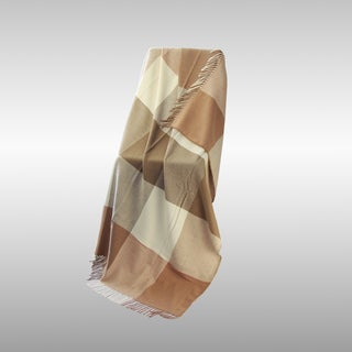 Patricia Lambswool Throw