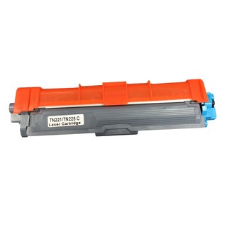 Replacement Cyan Toner Ink Cartridge for Brother TN221 and TN225