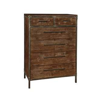 Coaster Company Distressed Wood 6-drawer Chest