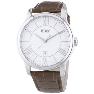 Hugo Boss Men's 1512973 Classic Silver Watch