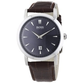 Hugo Boss Men's 1513090 Slim ultra Grey Watch
