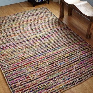 Better Trends Astoria Jute Braided Rug (5' x 7')