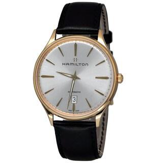 Hamilton Men's H38545751 Jazzmaster Silver Watch