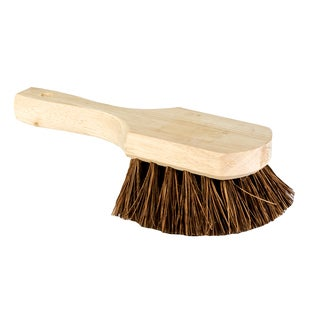 "DQB Industries 11650 8"" Palmyra Utility Scrub Brush"