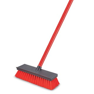 Libman 547 Floor Scrub Brush & Handle