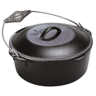 Lodge L8DO3 5 Quart Dutch Oven