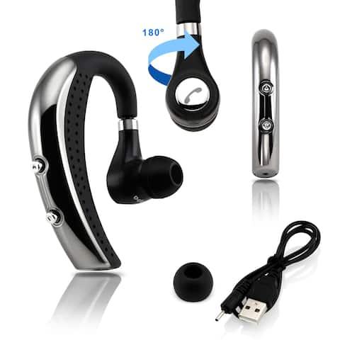Gearonic Universal Bluetooth Earpiece Stereo Wireless Headset Earphone