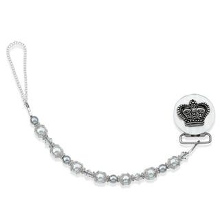 Baby Crown Pacifier Clip|https://ak1.ostkcdn.com/images/products/12505353/P19312931.jpg?impolicy=medium