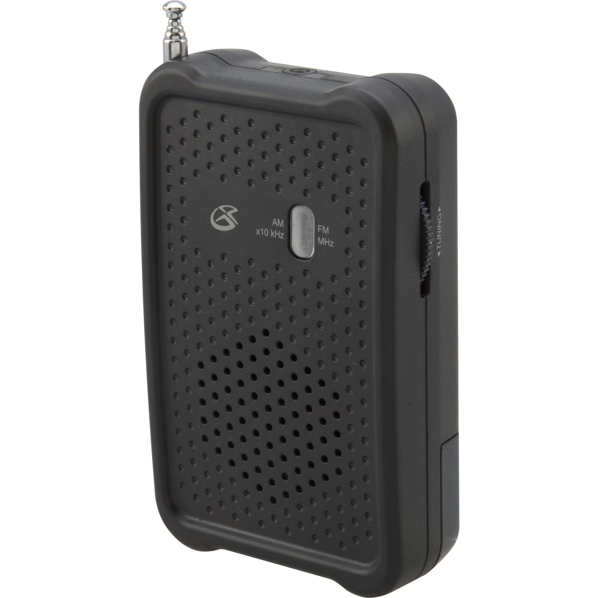 Digital Products International RO55B Black AM/FM Handheld...