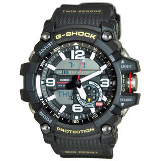 Casio Men's GG1000-1A G-Shock Black Watch
