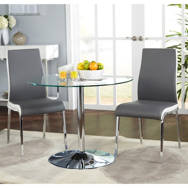simple living nora modern dining room set - free shipping today