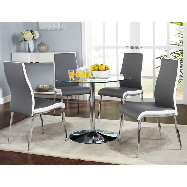 Shop Simple Living Nora Modern Dining Room Set