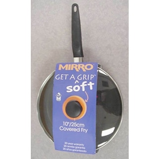 "Mirro A7979784 Get A Grip 10"" Covered Fry Pan"