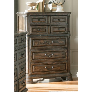 Coaster Company Carlsbad Distressed 7-drawer Chest