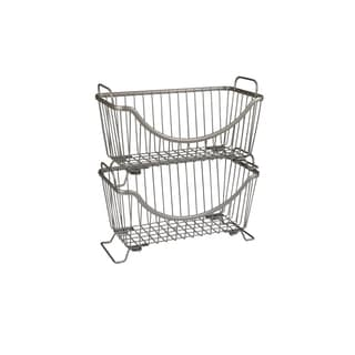Spectrum Diversified 20377 Small Ashley Stacking Basket