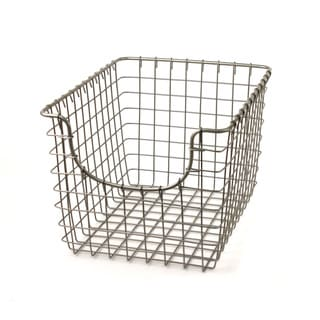 Spectrum Diversified 98877 Small Steel Scoop Basket