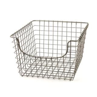 Spectrum Diversified 98977 Medium Steel Scoop Basket