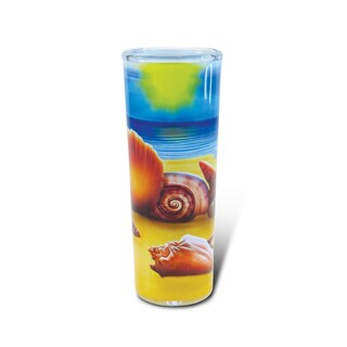 Puzzled Full Shooter Shell Shot Glass