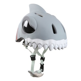 Crazy Safety Kids' Shark Bike Helmet