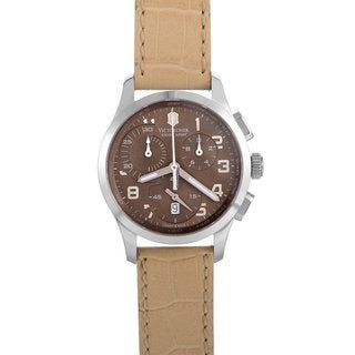 Swiss Army Women's 241320 Alliance Brown Watch