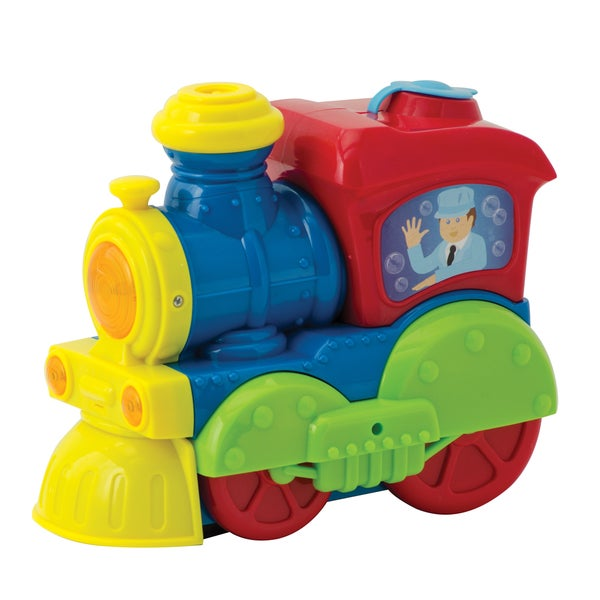 Schylling Plastic Bubble Train Toy